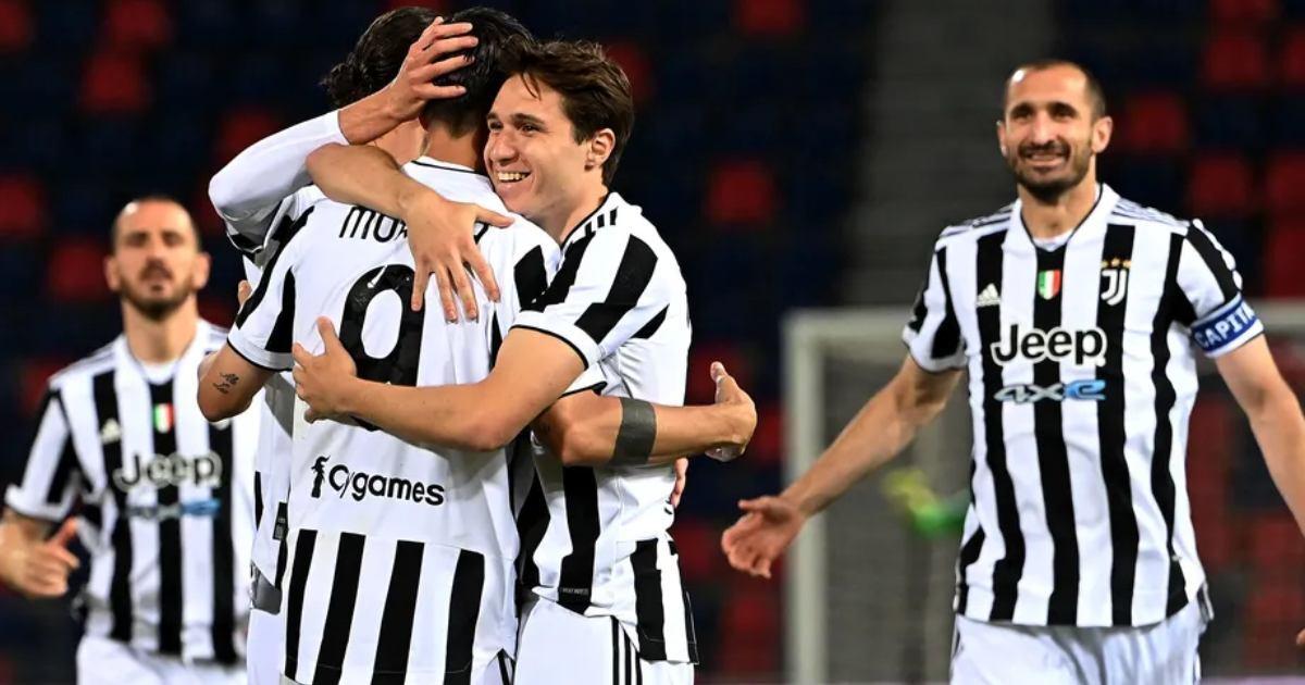Serie A recap: Juventus and AC Milan clinch Champions League spot