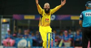 Moein Ali provided momentum in the CSK's batting and bowling division in IPL 2021.