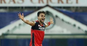 Harshal Patel turns a game-changer with the ball for RCB in IPL 2021.