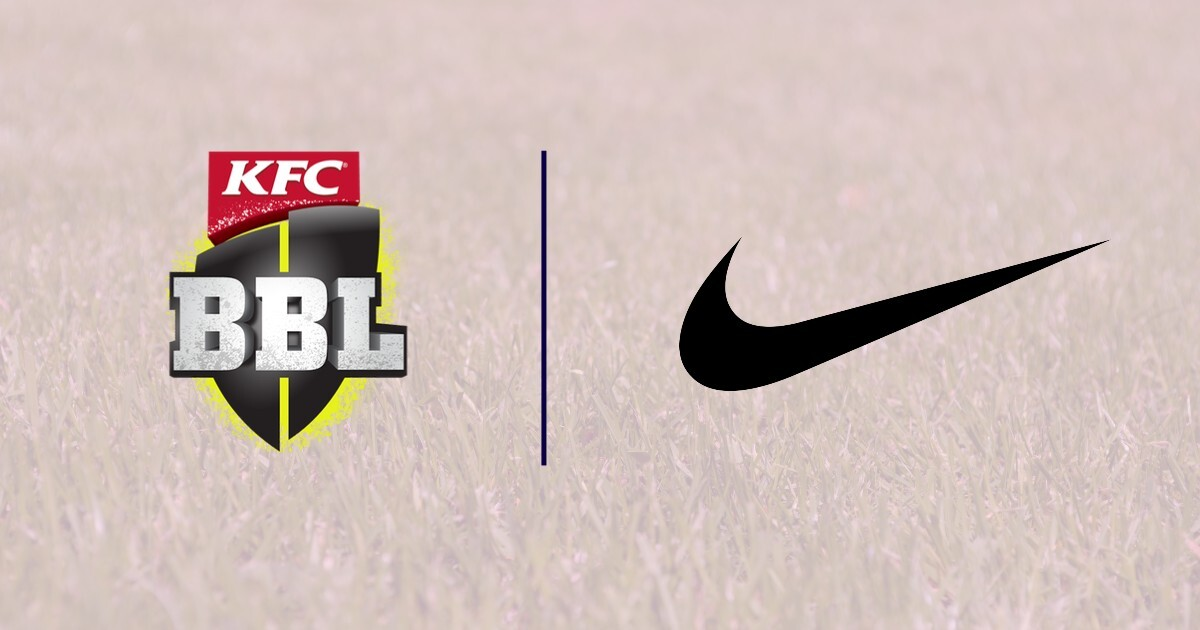Big Bash League signs merchandise deal with Nike