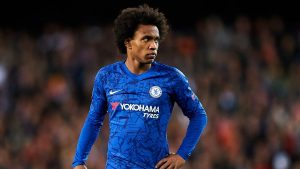 Chelsea made the move at the last minute to snatch Willian from Tottenham Hotspurs