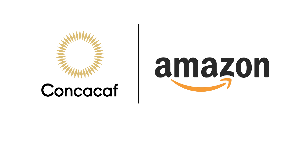 CONCACAF and Amazon sign international retail partnership