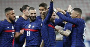 France will be looking to complete Euro and World Cup double in space of three years