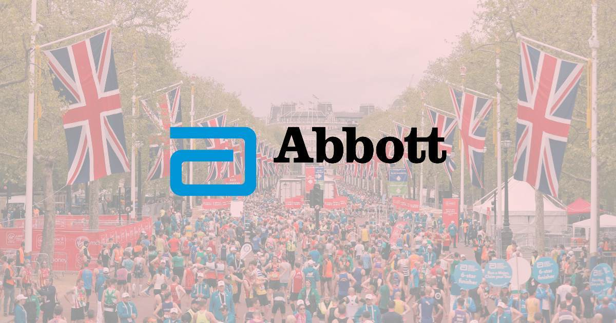Global healthcare company Abbott has extended its London Marathon sponsorship for another three year