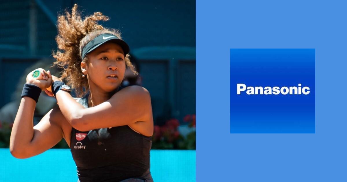Naomi Osaka signs endorsement deal with Panasonic