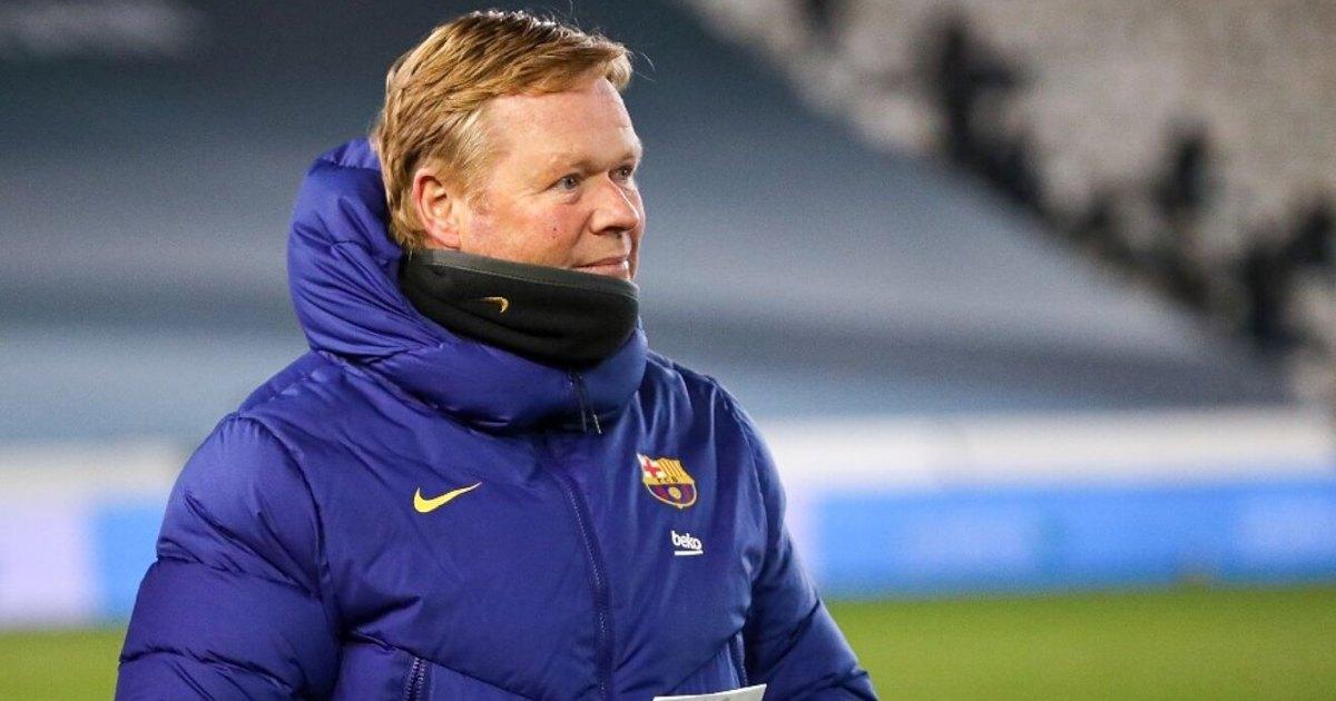 Ronald Koeman set to stay at FC Barcelona