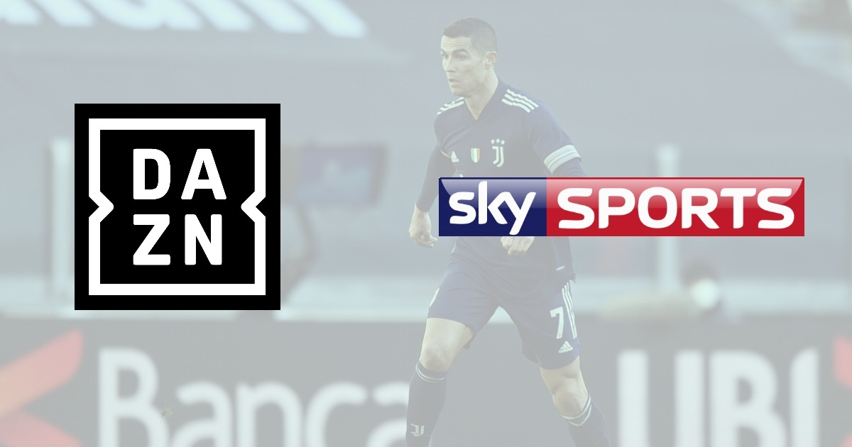 DAZN rejects Sky Sports offer to share Serie A rights