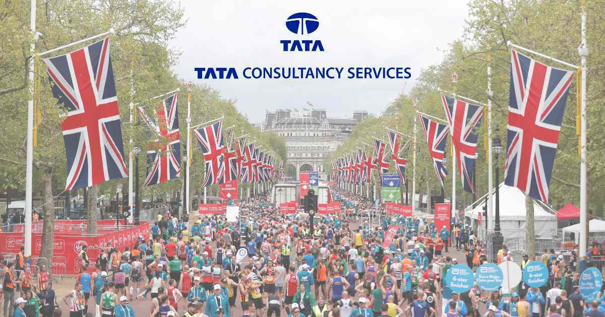 TCS signs five year title sponsorship deal with London Marathon