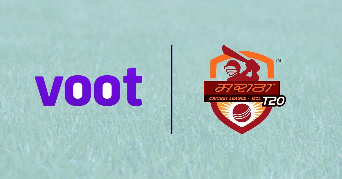 Voot bags streaming rights for Maratha Premier League