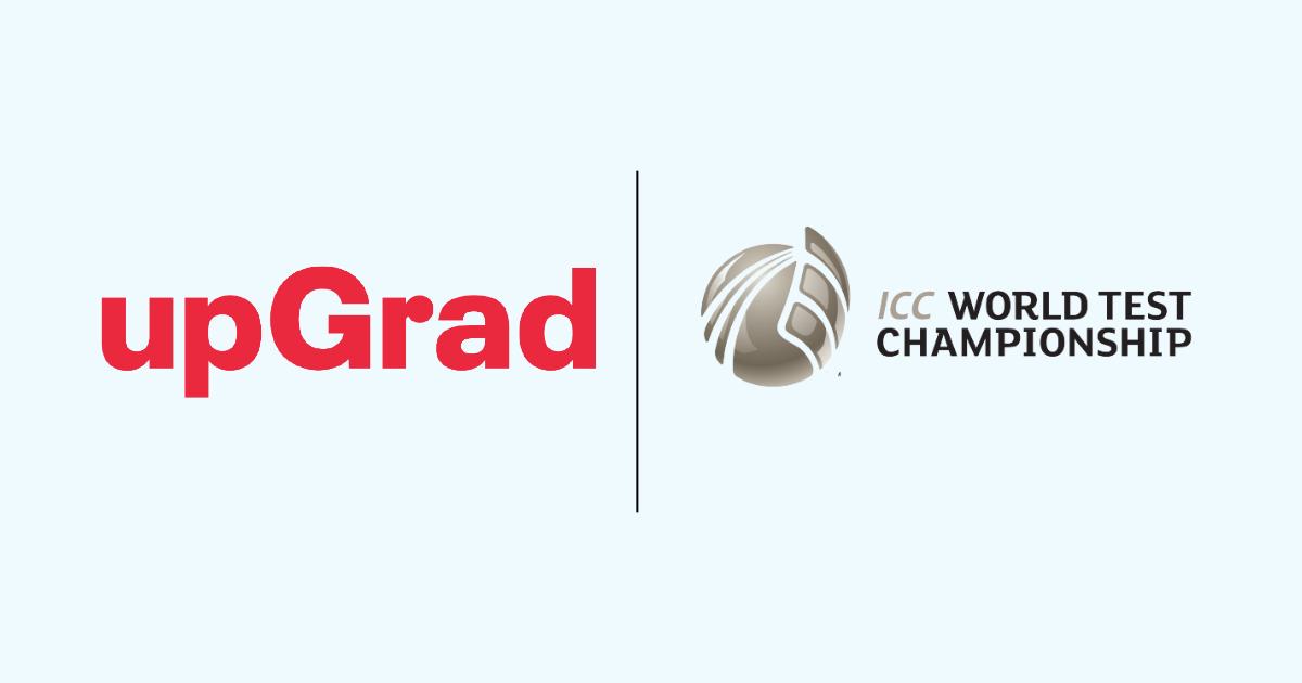 UpGrad launches advertisement campaign for World Test Championship Final