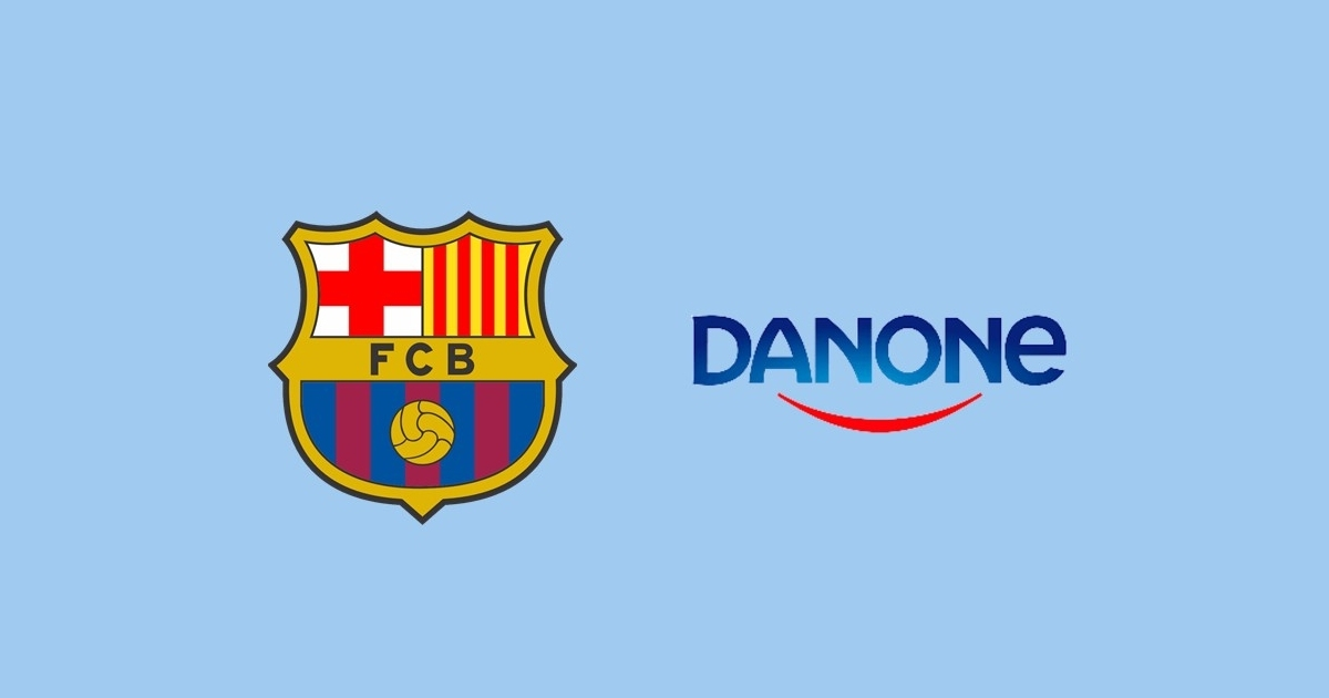 Danone ends sponsorship with FC Barcelona after Barcagate scandal