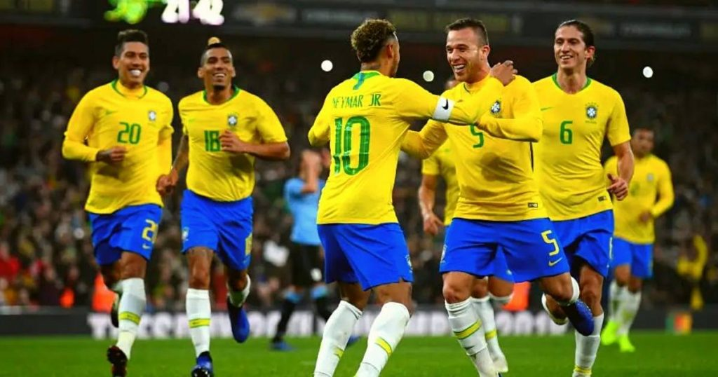 Brazil continues to produce superstars