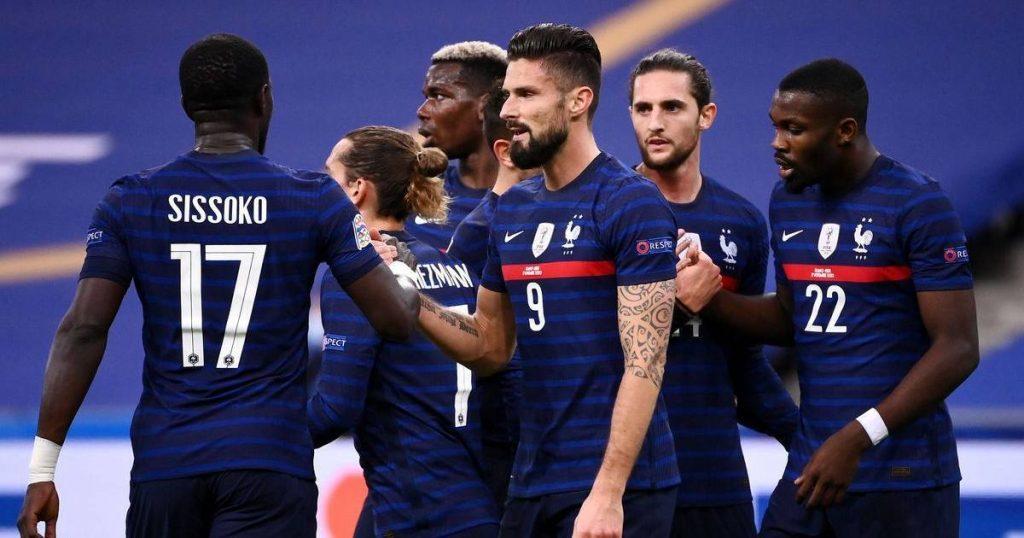 France has astonishing depth of talent