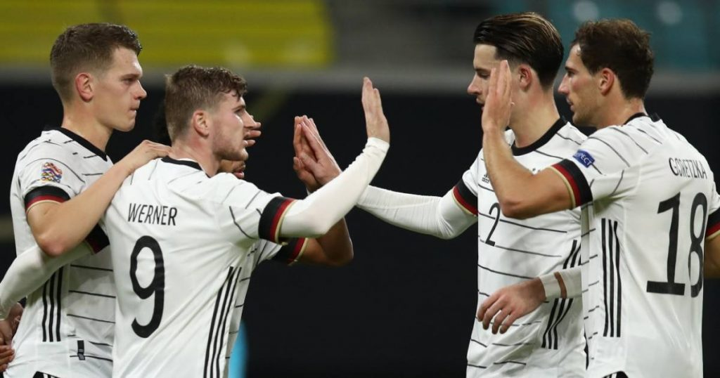 Germany boast some of the best rising stars