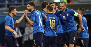 Italy has been the in form team in Europe over last two years