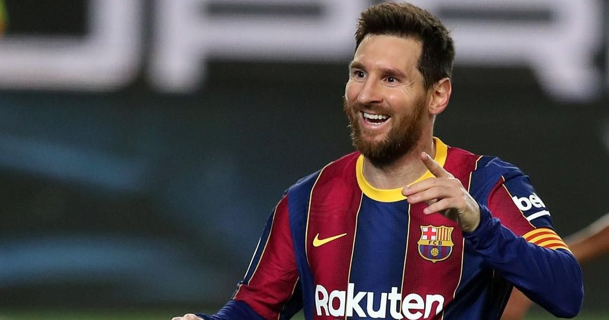 Speculation continues over Lionel Messi's future at FC Barcelona