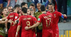 Defending champions Portugal are in much better shape than 2016