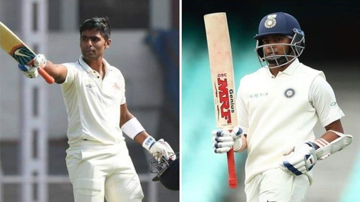 Prithvi Shaw, Suryakumar Yadav added to India's Test squad against England
