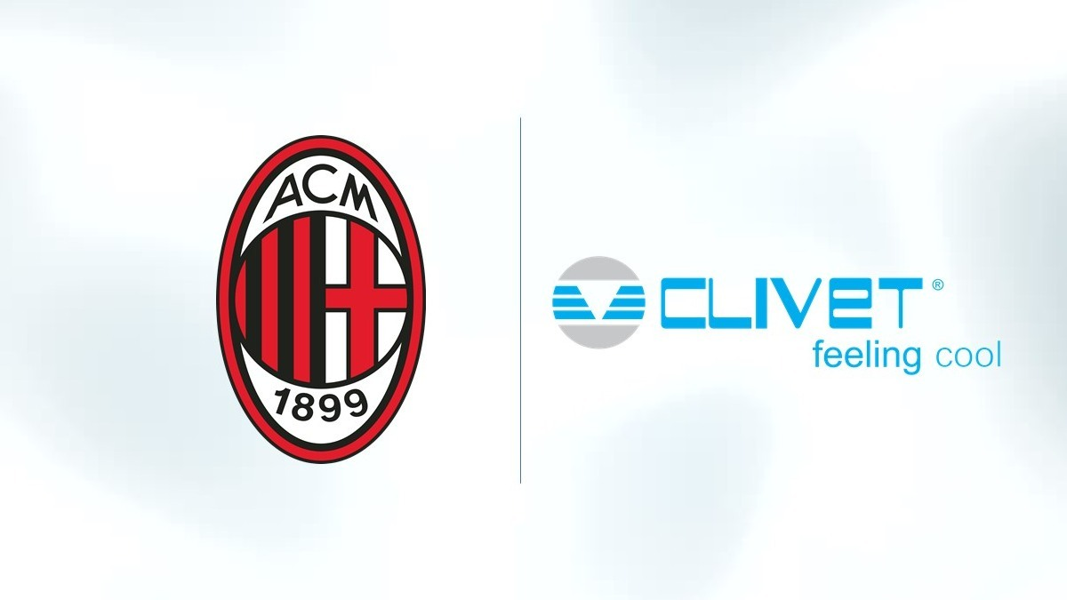 AC Milan announces the entry of Clivet as a new sponsor for the club