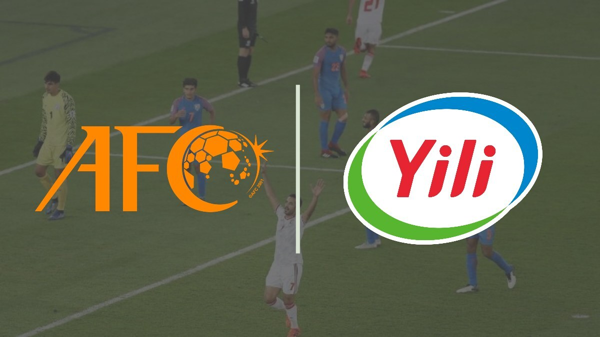 AFC and Yili announce global sponsorship deal