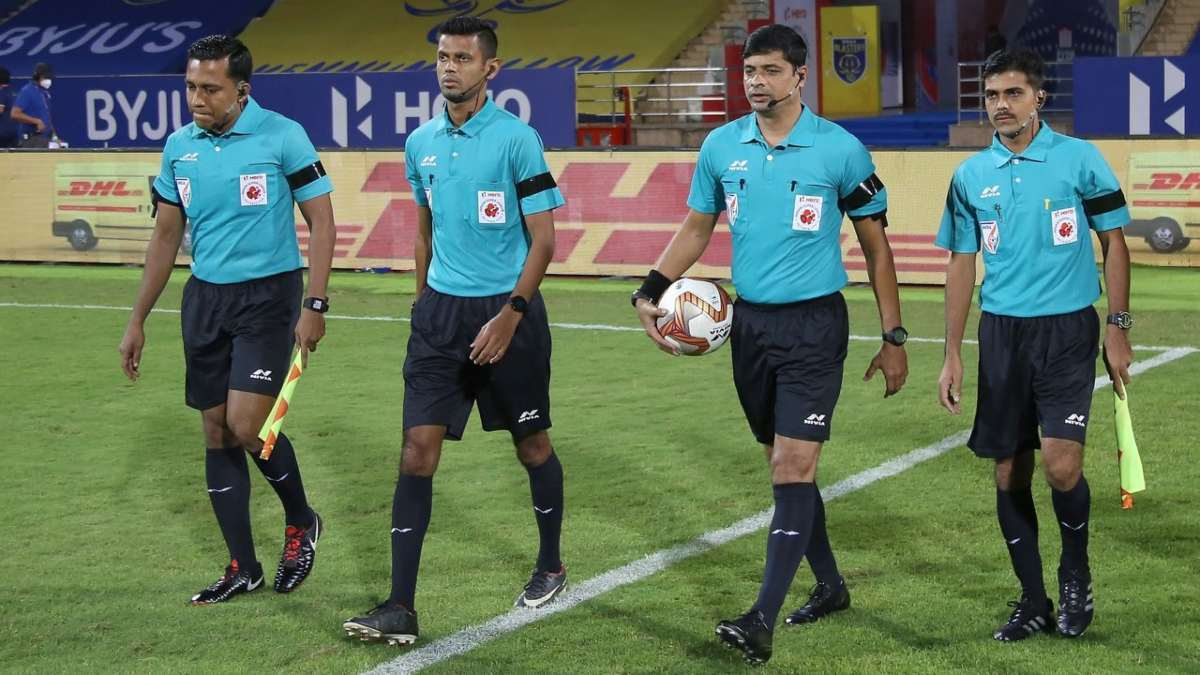 AIFF announces Covid-19 relief grant for category one and category two referees