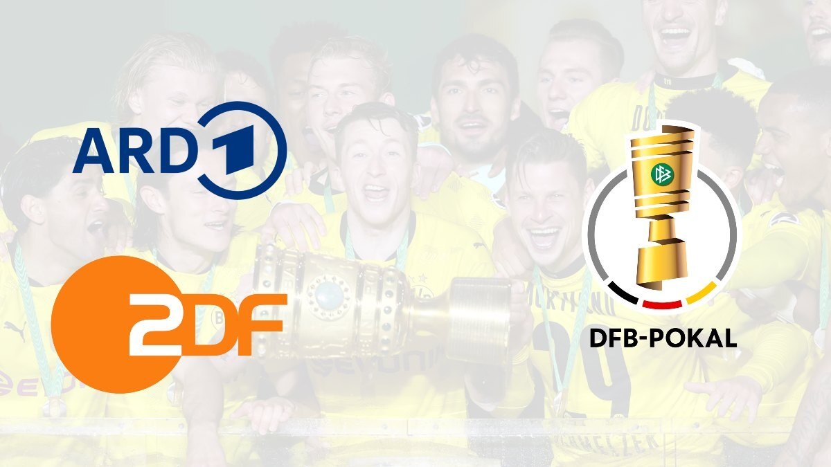 ARD and ZDF secure broadcasting rights to DFB Cup