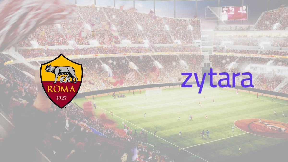 AS Roma signs shirt sponsorship deal with Zytara Labs