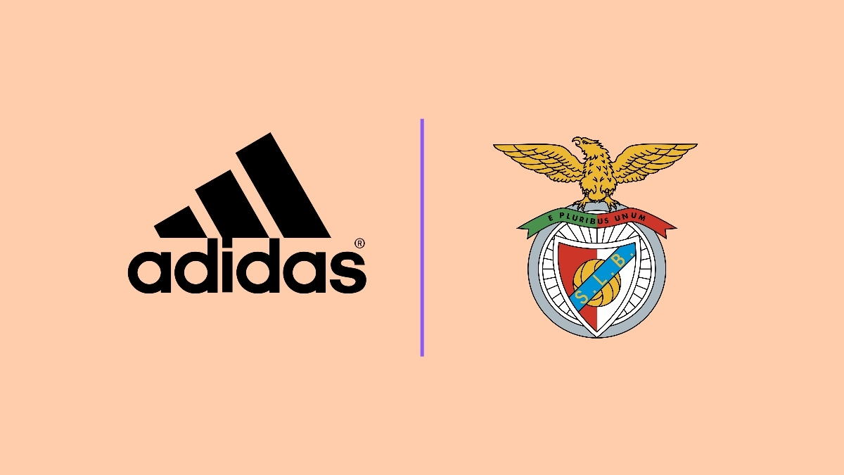 Adidas strikes six-year extension with SL Benfica
