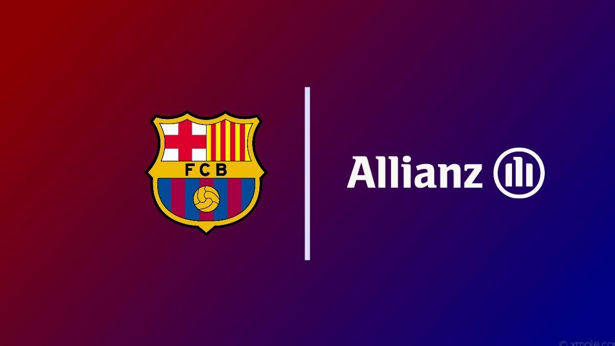 Allianz extend Global partnership deal with Barcelona till 2024