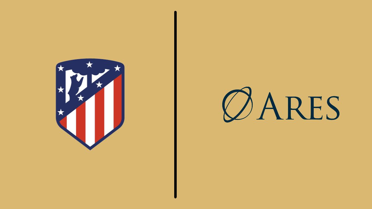 Atletico Madrid set to receive $216m Capital Increase from Ares for 33.96% stake