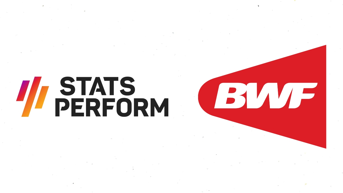 BWF collaborate with Stats Perform to provide live video and data service