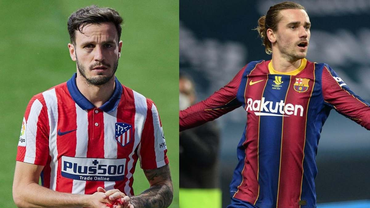 Barcelona and Atletico Madrid agree on a potential swap deal between Griezmann and Saul