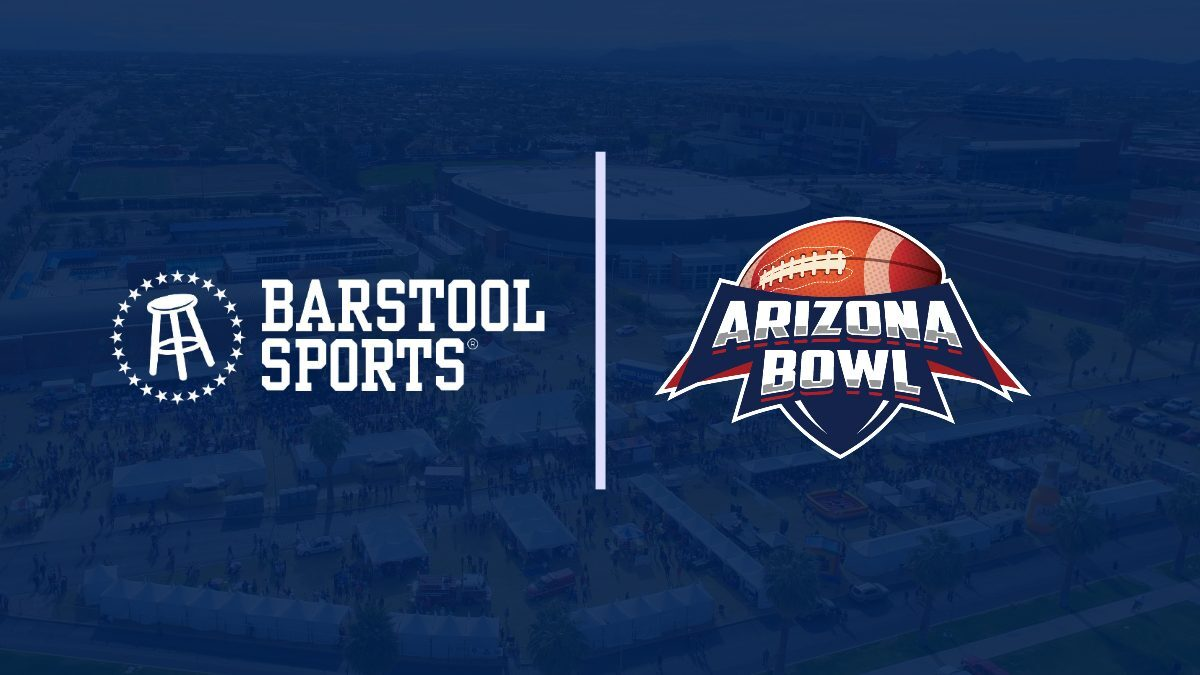 Barstool Sports wins naming and broadcast rights to college football's Arizona Bowl