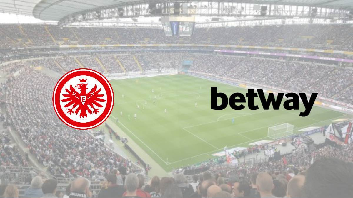 Betway Group signs Eintracht Frankfurt to become the club's official betting partner