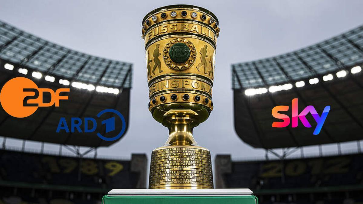 ARD, ZDF and Sky Germany bag broadcasting rights deal for DFB-Pokal