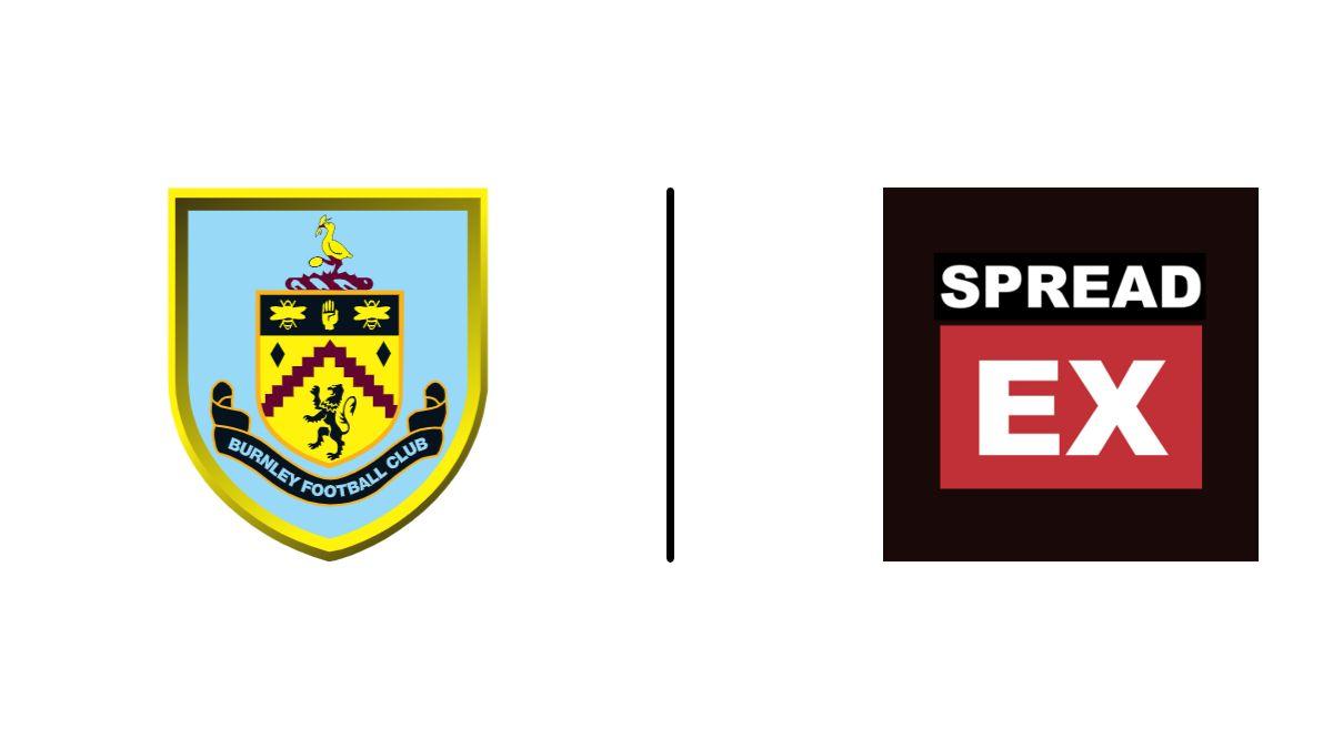 Burnley announced Spreadex as their new shirt sponsor for 2021-22 season