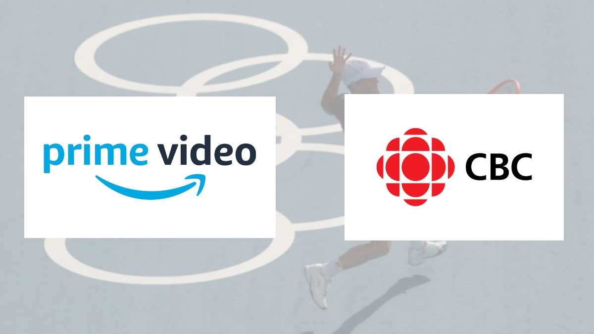 CBC signs up with Amazon for Olympics' live coverage via Prime Video