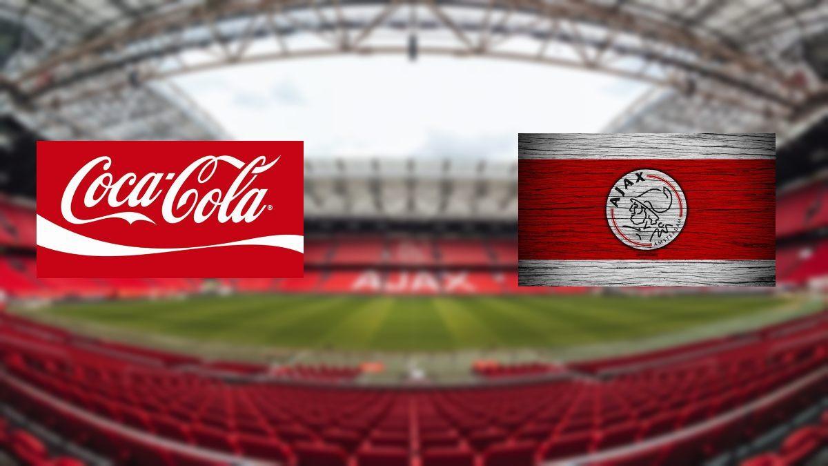 Coca-Cola teams up with AFC Ajax as official partner