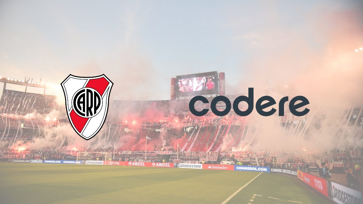 Codere signs with Atlético River Plate to become the club's official betting partner