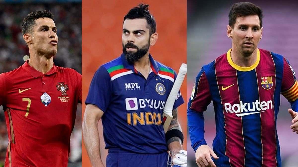 Cristiano Ronaldo, Lionel Messi and Virat Kohli features on 'Instagram Richlist'; Check full list