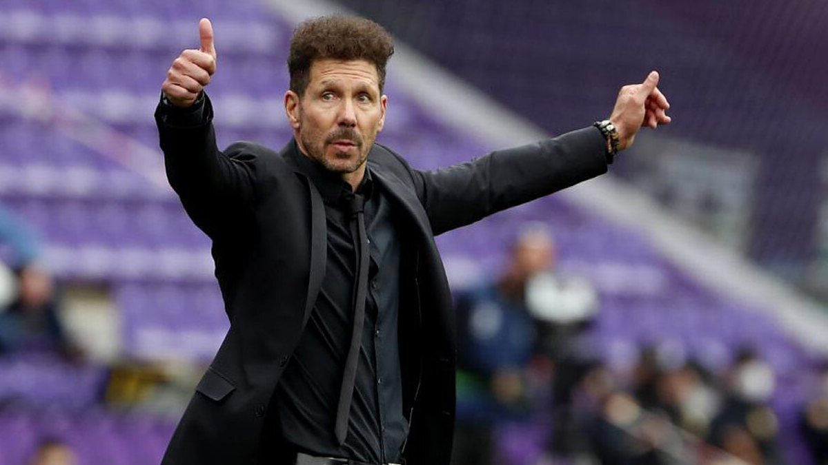 Diego Simeone signs contract extension with Atletico Madrid up to 2024