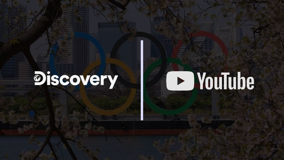 Discovery reaches out to YouTube to expand digital coverage of Tokyo 2020 games