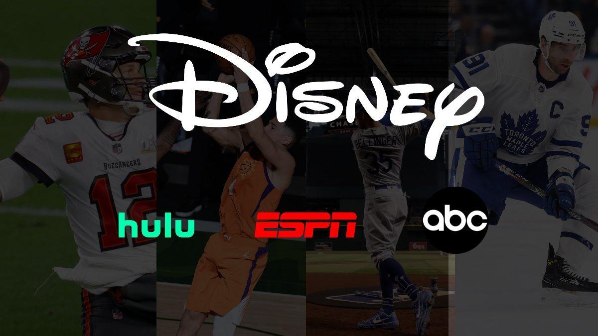 Disney looks at sports broadcasting plan beyond ESPN