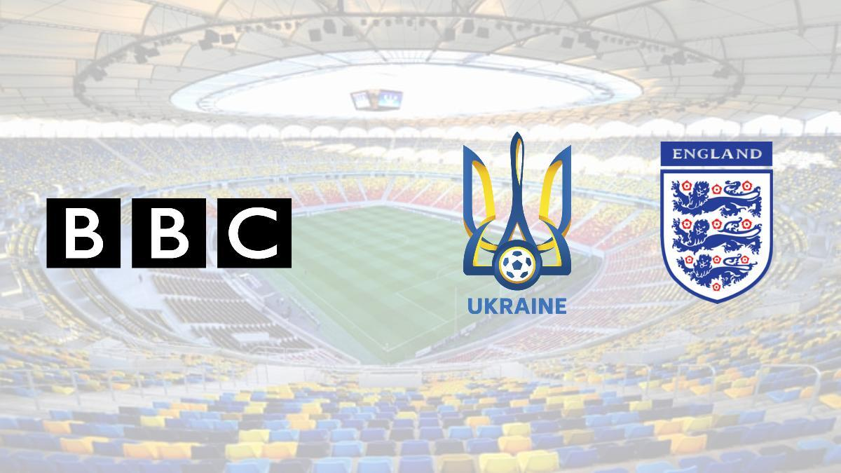 England vs Ukraine becomes the most-watched event of the year in the UK