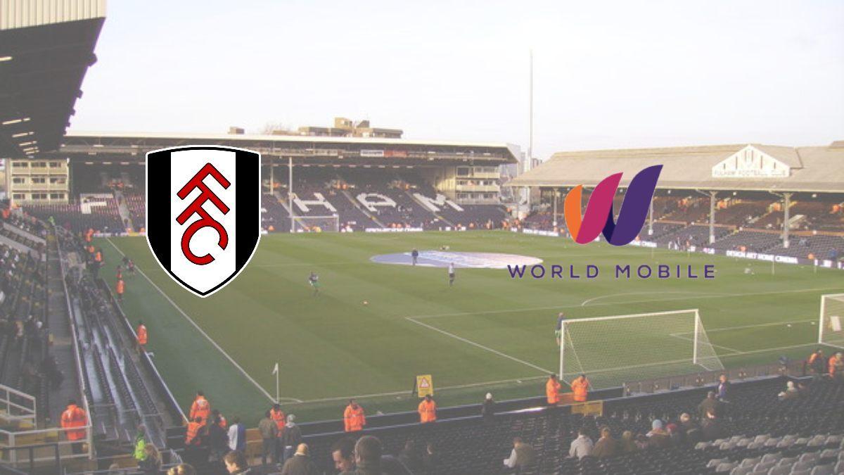 FC Fulham lands shirt sponsorship deal with World Mobile