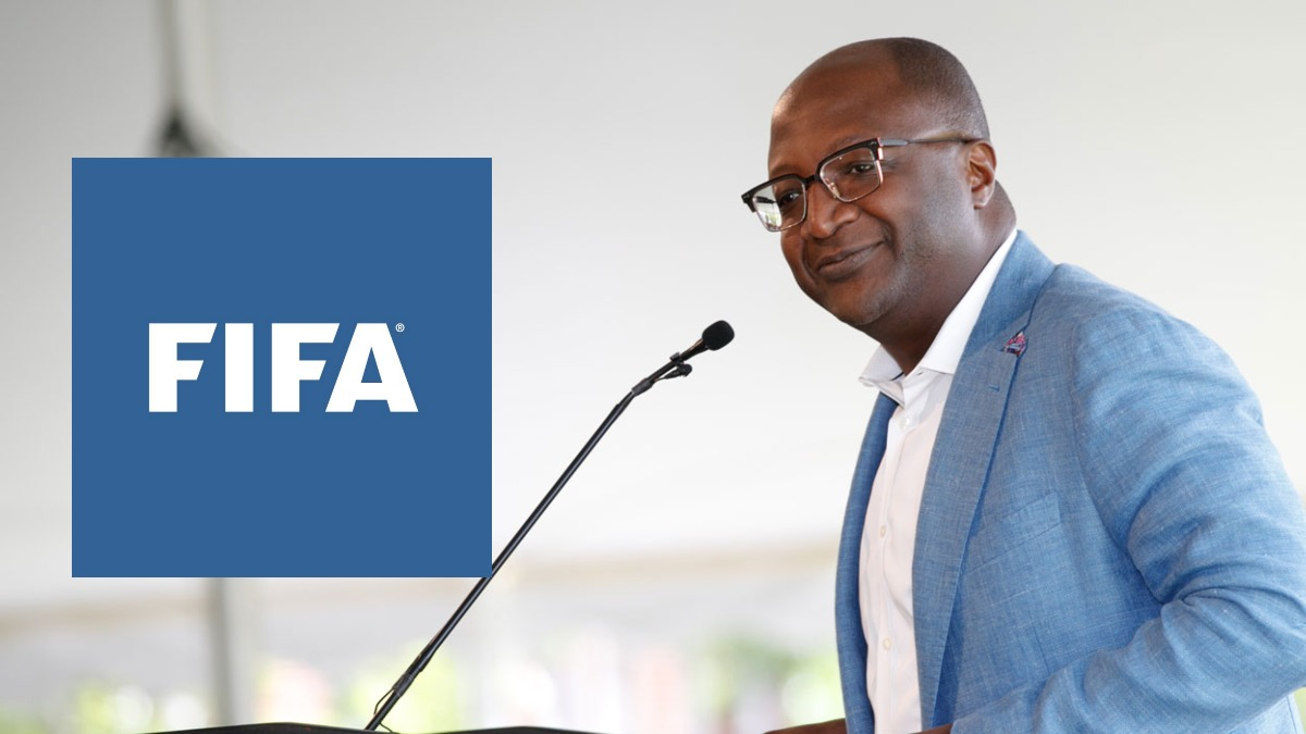 FIFA assigns Kay Madati as new Chief Commercial Officer