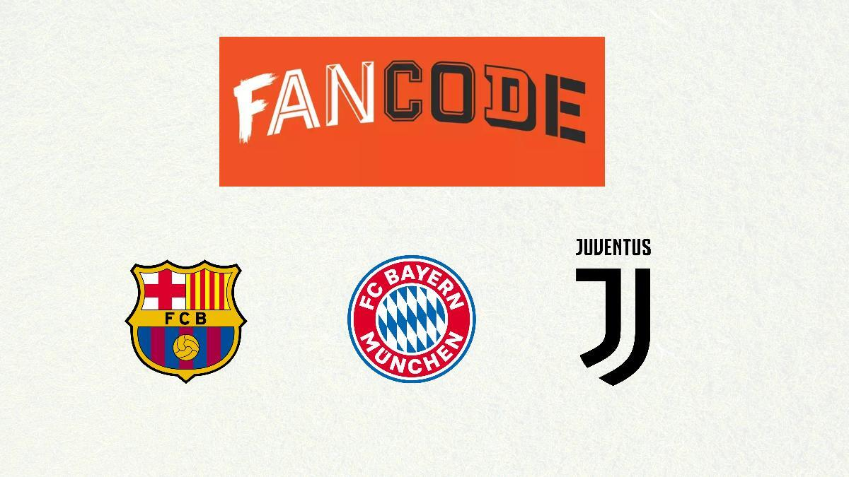 FanCode bags rights to stream Bayern's and Barcelona's Pre-season