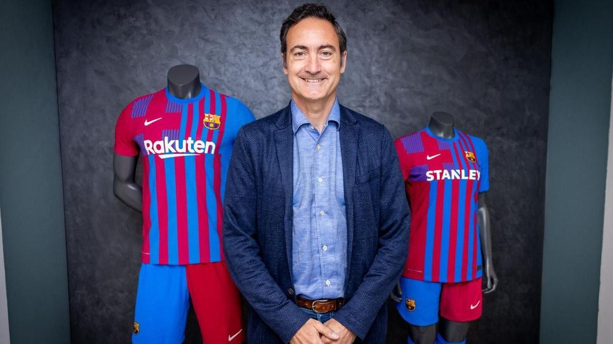 Ferran Reverter appointed as the new CEO of FC Barcelona