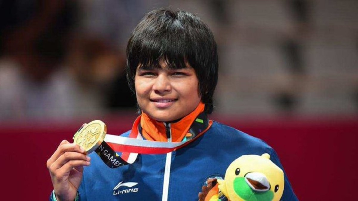 Freestyle Wrestler Divya Kakran join hands with FairPlay Sports