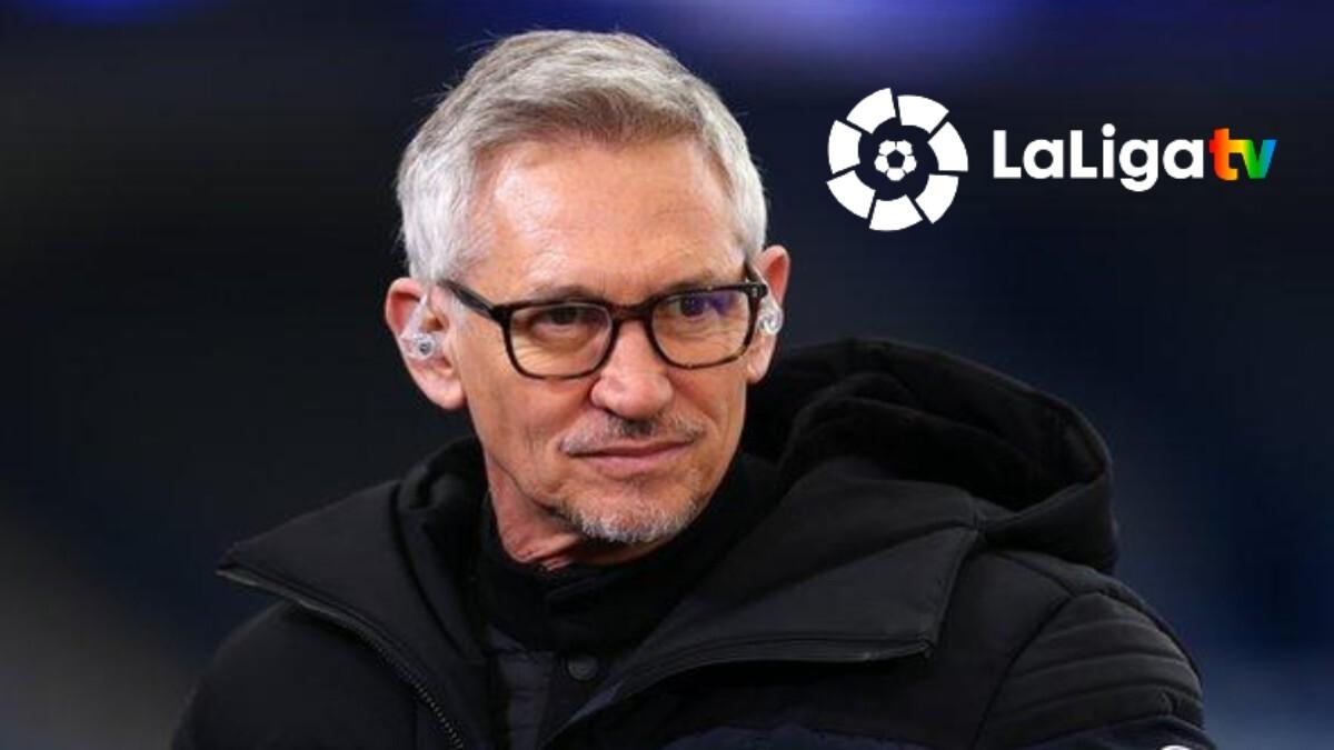 Gary Lineker roped in as La Liga TV presenter in a multi-year agreement